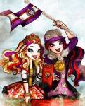 Royal oder Rebel?(Ever After High)