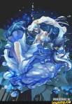 Ehemalige Wächterin des Nordens Nypha Aqualiens aka Aqua, Nymphe