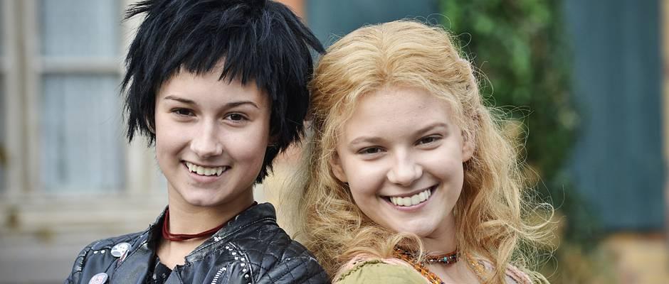 Vampirschwestern 1