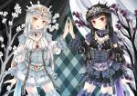 Steckbrief Black: Name: Black Shadow Alter: 14 Aussehen: siehe Bild rechts Kleidung: wenn Black Lolita Kleidung Charakter: verschlossen, ernst, schlau