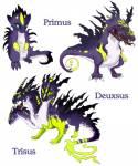 ((unli))114 Primus:((eunli)) ((unli))115 Deuxsus:((eunli)) ((unli))116 Trisus:((eunli))