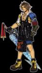 Spielbare Charaktere + Bestias Final Fantasy X