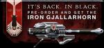 In Jahr 2 gibt es eine Gjallarhorn.
