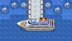 Wie heißt das Schiff das in der 1. Generation untergegangen ist?