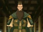 Wer war der Mann der Aang´s Avatarzustand gezielt durch Wut ausgelöst hat.