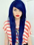 Name: Juliet Griffin Alter: 16 Geschlecht: weiblich Rang: Kämpferin Aussehen: Hüftlange, lockige blaue Haare, eisblaue Augen, eher klein, schlank,