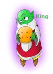 King, Kaiuron oder Topaz - Welcher Dragonball OC bist du?