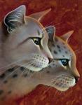 ((unli))((big))VERTEIDIGUNGS- & ANGRIFFSZÜGE((eunli))((ebig)), -((cur)) Wenn der Gegner mit seiner Pfote nach dem Kopf schlägt, muss die andere Katz