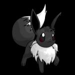 So, jetzt erstmal ein kleiner Steckbrief von der Protagonistin: Name: Shadow Pokémon: Evoli Aussehen: schwarzes Fell, Hals und Schwanzspitze weiß, r
