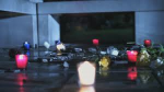 Wer hat Alison´s Gedenkstelle zerstört?