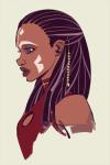Name: Serainia Alter: 16 Jahre Geschlecht: Weiblich Rasse: Halb Mensch, halb Togruta Rang: Padawan Charakter: Gute Eigenschaften: hilfsbereit, mutig,