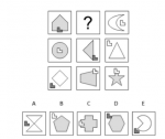 Welche Figur ersetzt das Fragezeichen?