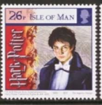 Harry Potter Briefmarke