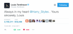 Halbzeit Leute! Harry Fragt dich, was dein Lieblings ship von 1d ist.