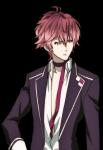 Ayato Sakamaki aus Diabolik Lovers. Seit ich diesen Anime zum ersten Mal sag, gefiel mir Ayato irgendwie sofort.