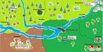 ((big)) Unser Territorium ((ebig)) Es ist geprägt von Sümpfen und Mooren, liegt aber in einem Wald aus Tannenbäumen. Aufgepasst, die Sümpfe sind t