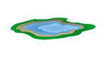 """((red)) Das ist ein Ort in dem RPG """" Das Zeichen des Wolfs"""". Er heißt """" Mondsee"""". Der Mondsee ist ein See, bei dem alle vier Terr"""