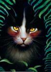 """Fakt 18: Ampferschweif basiert auf Cherith Baldrys Katze """"Sorrel"""", was Ampfer heissen soll."""