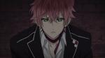 Ayato Sakamaki aus Diabolik Lovers. Name: Ayato Sakamaki Alter:17 Geschlecht: Männlich Geburtstag: 22. März Haarfarbe: Rotbraun Augenfarbe: Grün Bl