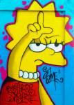 Die Simpsons sind?
