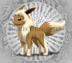 Geronimo hat besonderen Teamzuwachs bekommen! Ein Evoleon! Wir haben sogar einen Pokédex Eintrag für ihn: Evoleon das Mähnenwolf Pokémon. Eine Ent