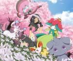 Und einen Neuzugang haben wir auch! Darf ich vorstellen? Jacky und ihre Pokémon!
