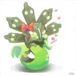 Das ist Yuna in ihrer Pokémon Form: Ein Zygarde!