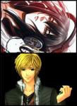 Obere ist Kagutsuchi und der unter Tetsuya:3! Kagu-tsuchi-no-kami (abgekürzt Kagutsuchi): Name (vor und Nach): Kagu-tsuchi-no-kami Alter: 16 Geschlec