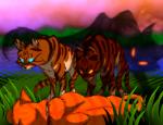 3. Tigerstern liebte Brombeerkralle mehr als Habichtfrost, auch als er ihn verriet.