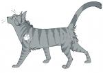 4. Wenn Millie einen Kriegernamen hätte, würde sie Weidenfell oder Silberschwinge(nach Silberfluss) heißen.