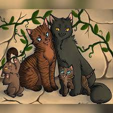 Warrior Cats Blausterns Tod