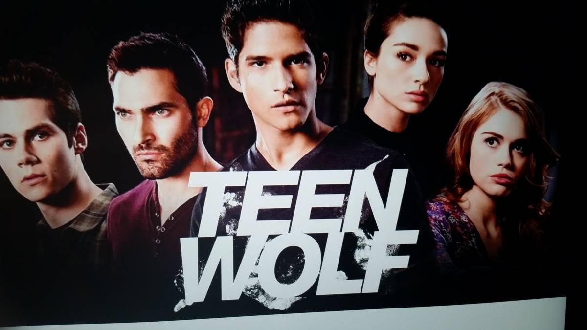 Teen Wolf Spiele