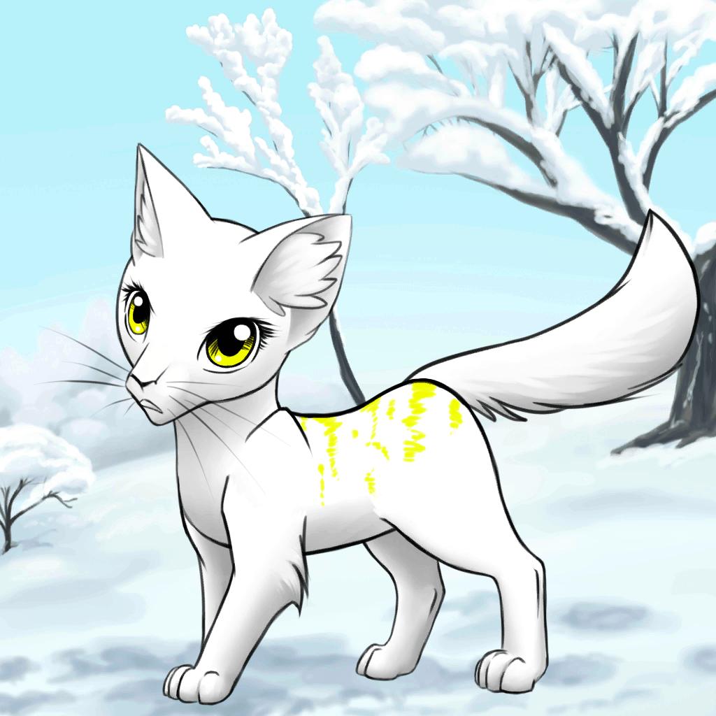 Warrior Cats Silberfluss Und Graustreif