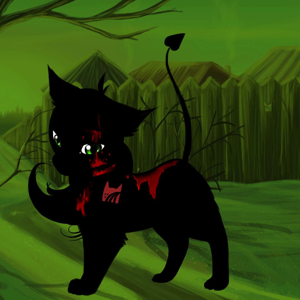 Warrior Cats Borkenpelz