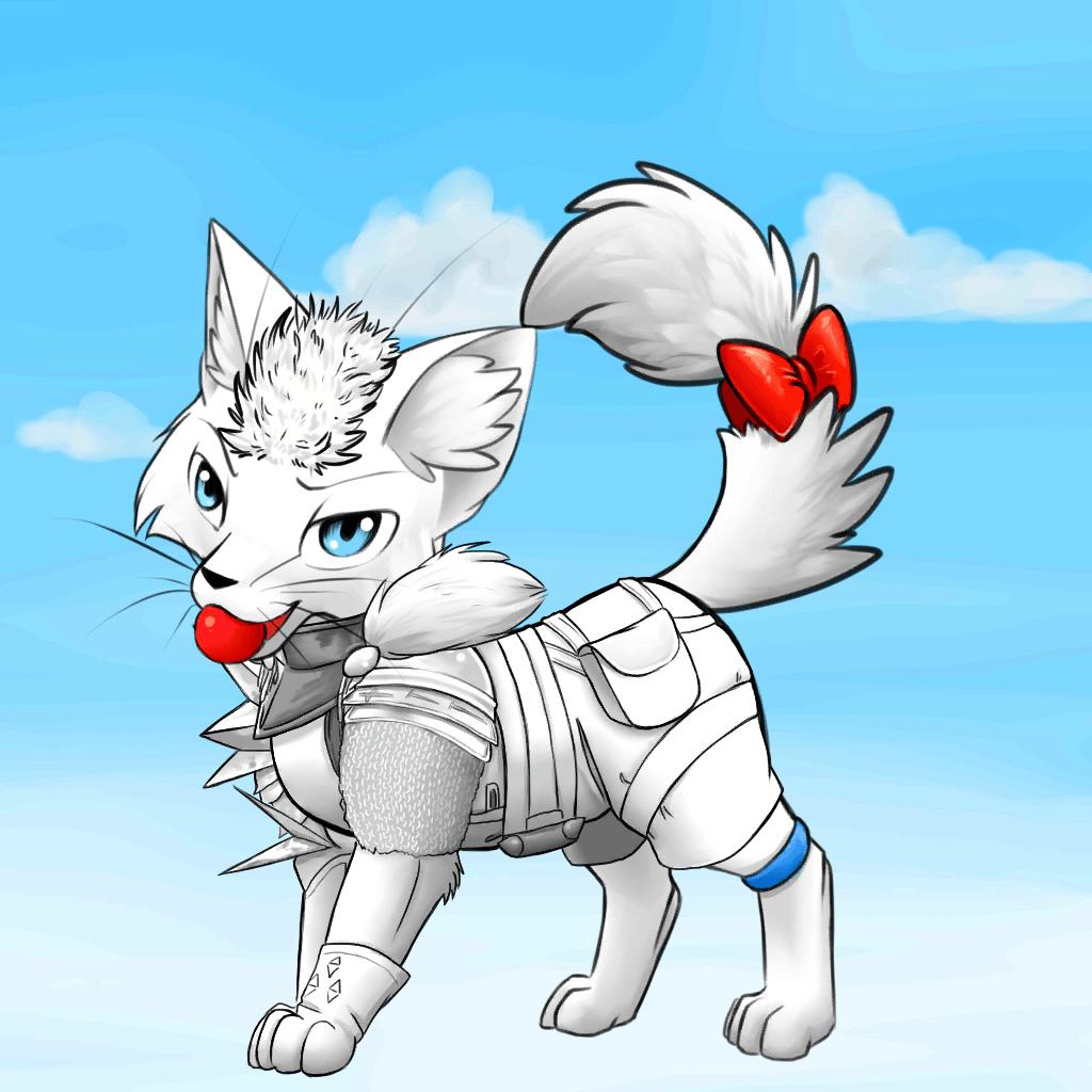 Wolkenschweif Warrior Cats