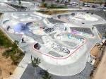 Hier ist der Skatepark, natürlich musst du nicht wenn du deine Mission erledigst skaten können, nein, das ist nur ein Zeitvertreib... *lächle*