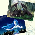Steckbrief Partner von Nalia Name: Namika Aussehen: (siehe Bild rechts oben) Aussehen als Mensch:(siehe Bild unten Links Kraft: Kann sich unsichtbar m