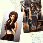 Name: Tamara Geschlecht: weiblich Alter: 17 Aussehen: (siehe Bild links) Aussehen im Kampf,: *siehe Bild rechts) Gruppe: Nadianer Zimmer: Sternenglanz