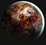 ((big)) Coruscant ((ebig)) 🔹Klasse: Terrestrisch 🔹Landschaft: Eine einzige Stadt bedeckt den ganzen Planeten (29% Oberflächenwasser in den Polk