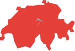 Welche Fläche hat die Schweiz?