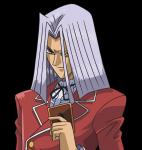In Staffel 1 hat Pegasus mit Hilfe seines Millenniums Auges in jedem Spiel geschummelt da er mit diesem Auge die Gedanken Lesen konnte und durch die A