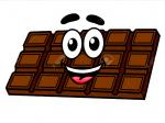 ((bold))Milky Schoki((ebold)) Name: Milky Schoki Alter: 3 Jahre Geschlecht: männlich Art: Milka Schokolade Charakter: gelangweilt, schlecht gelaunt,
