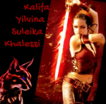 ((big)) Yilvina Suleika Khalessi Kalifa ((ebig)) ((unli)) gespielt von Asyra ((eunli)) ◇Name: Yilvina Suleika Khalessi Kalifa ◇Geschlecht: Weiblic