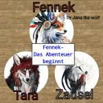 Fennek-Das Abenteuer beginnt
