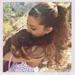Wie heißen Arianas Hunde?
