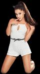 Ariana Grande hat schonmal bei Victorious mitgemacht.