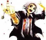 """Wann war sein erster """"Auftritt"""" im Manga?"""