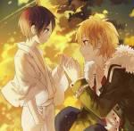((big))((red)) Charaktere aus dem Anime und ihre Spieler! ((ered))((ebig)) ((olive))Yato: Yukine: (Höchst wahrscheinlich von mir selbst oder hätte w