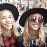 Wie heißen die beiden auf Instagram?