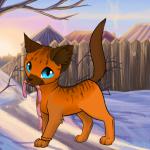 """((red))Sienna((ered)) Dies ist die Kätzin die in meiner FF: """"Der Teufel in Katzenform"""" (kommt bald raus) die Hauptrolle spielt Name: Sienna"""